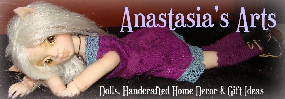 Anastasia's Arts: мастер-класс