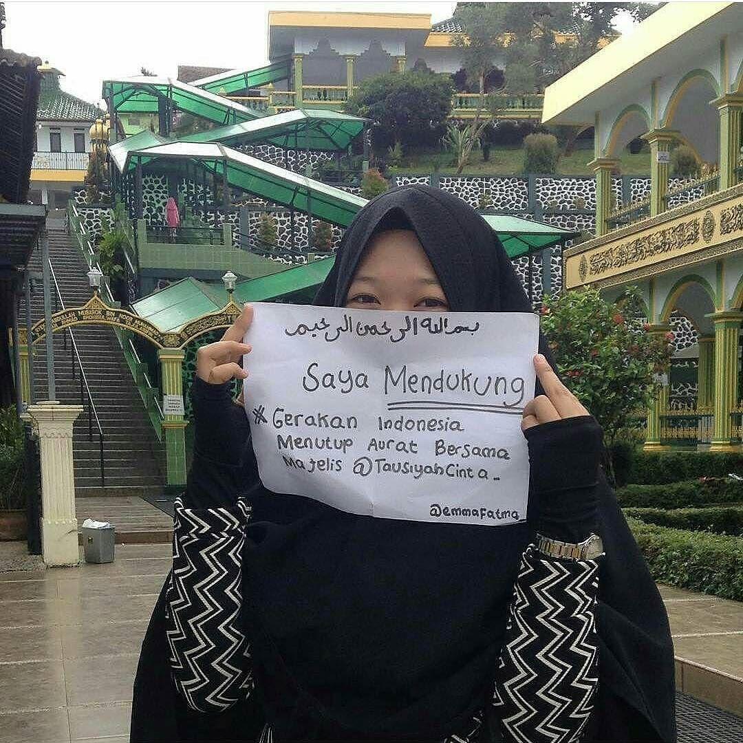 Repost emmafatma_ Awal melihat IG indonesiamenutupaurat