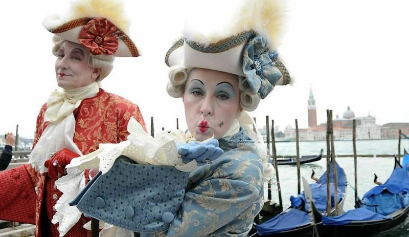 Venezia, Italia, Carnevale