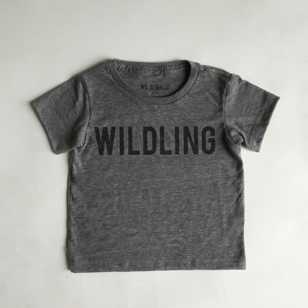 Image of WILDLING (grey/black)