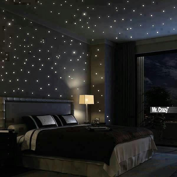 Starry Night Theme Bedroom Night Starry Night Bedroom Dream
