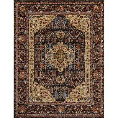 World Menagerie Shara Ivory Brown Area Rug Rugs Cool Rugs Area