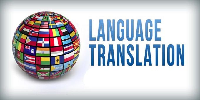 translate English to Indian languages of Hindi Kannada Tamil