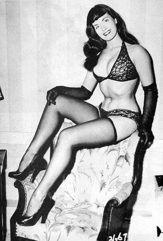 bettie page film