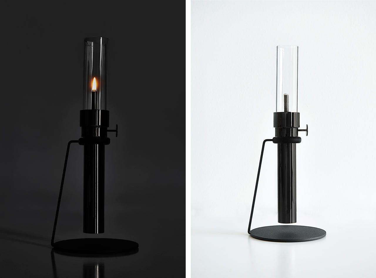Castor Design S Modern Oil Lamp Design Milk Oil Lamps Modern Lamp Design Modern Lamp