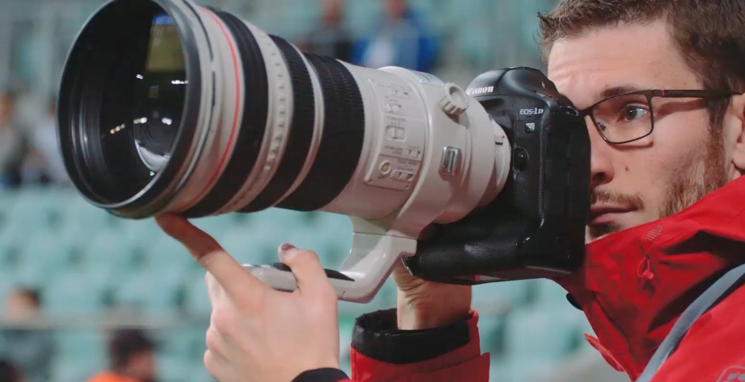 Canon Poland Sports Photography With Lukasz Skwiot On The Eos 1d X Mark Ii Eos 5d Mark Iii Sports Photography Photography Eos