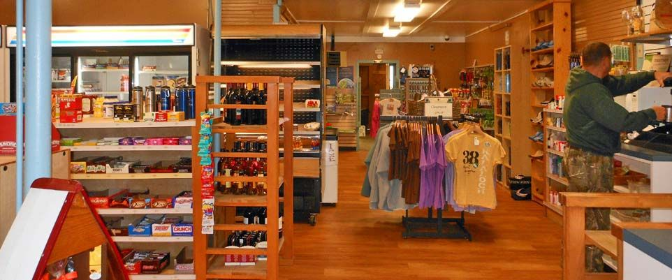 Olympic Park Camping Supplies   General Store   Kalaloch Lodge ...