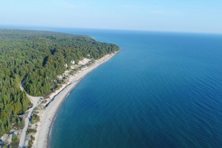 Sights And Sounds Drone Edition Beaver Island