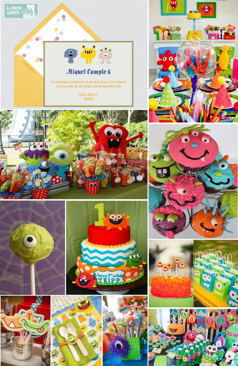 Invitaciones infantiles invitaciones para fiestas - Decoracion fiestas infantiles en casa ...
