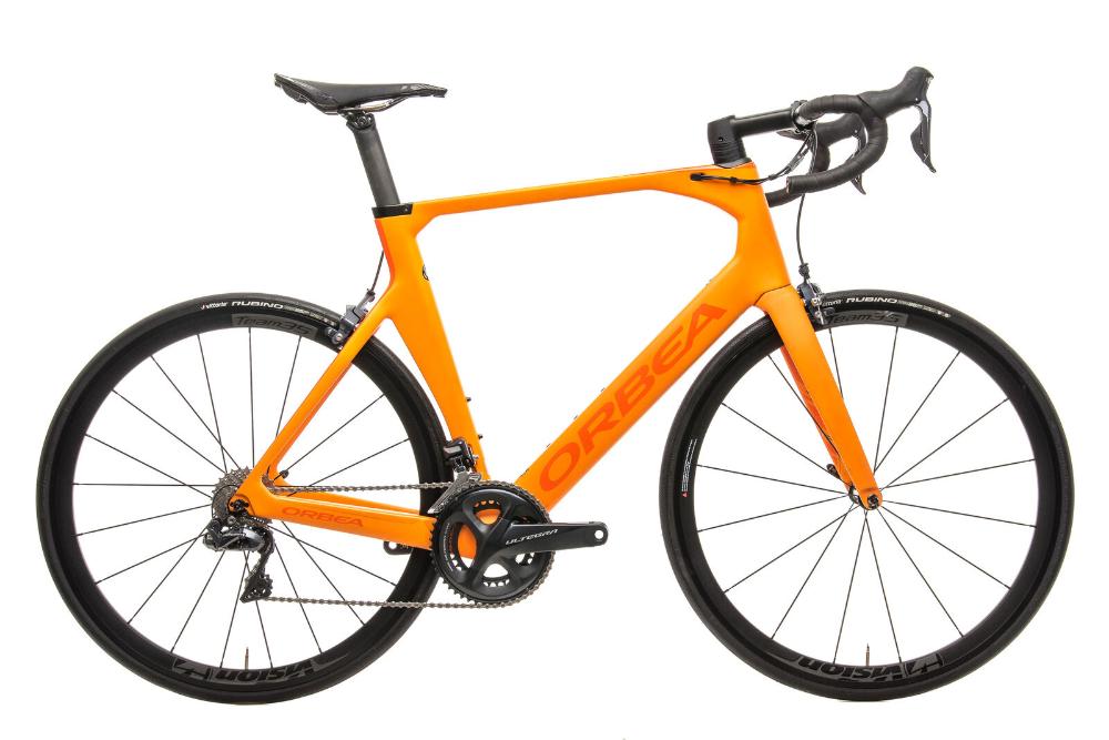 2018 Orbea Orca Aero M20i Team Road Bike 60cm X Large Carbon Ultegra Di2 R8050 Ebay