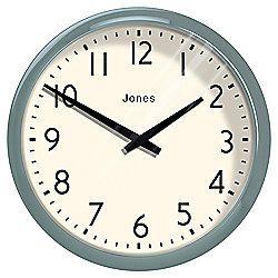 Jones & Co Duck Egg Casablanca Wall Clock