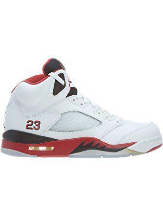 brand new ad1b0 4c03d Nike Mens Air Jordan 5 Retro