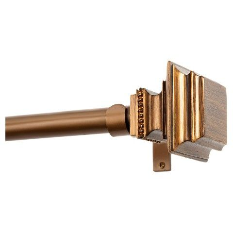 Kenney Trade 3 4 Quot Diameter Kingston Curtain Rod Antique