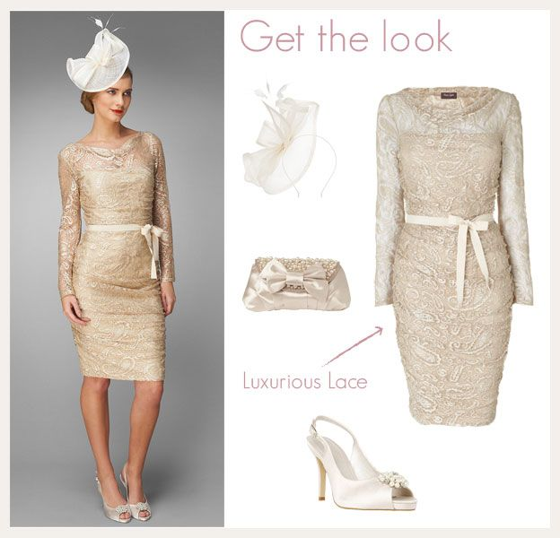 Nice Phase Eight Stunning Jemma Oyster Lace Belted Dress Wedding NEW Rrp Priced At Ideal For