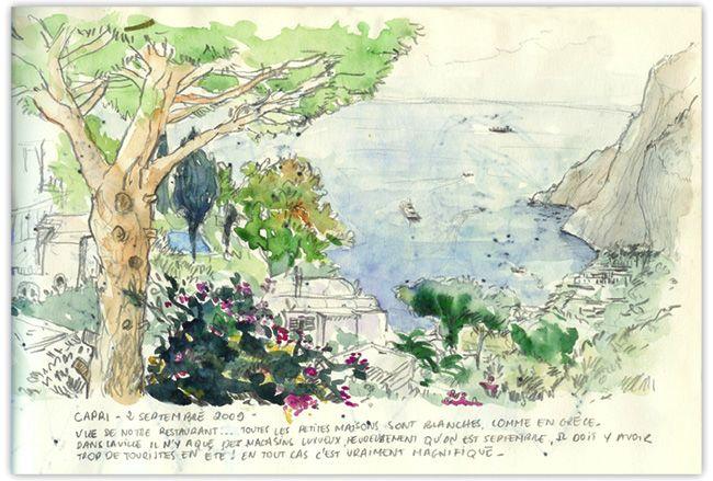 Carnet De Voyage Louli Net Illustration De Voyage Carnet De Voyage Art Du Croquis