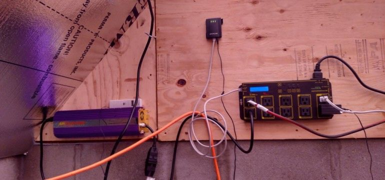 Greenhouse Monitoring and Automation - PitGarden ...