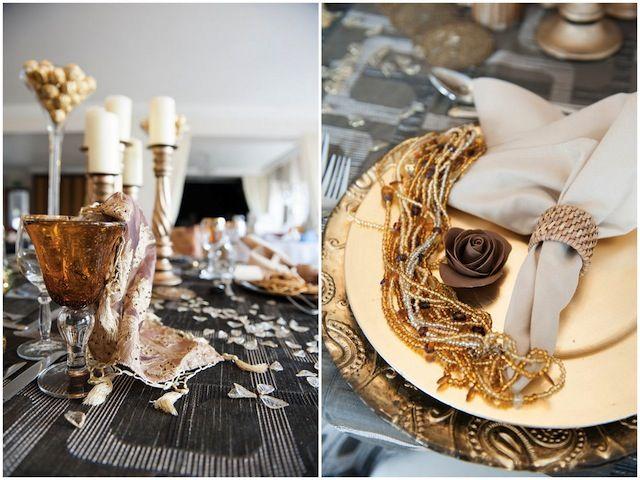African Wedding Decorations: Unique African Wedding Ideas Inspiration Shoot