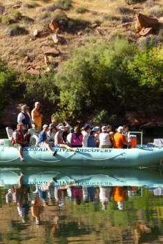 Colorado River Discovery >> Colorado River Discovery Vacation Trips Colorado River River