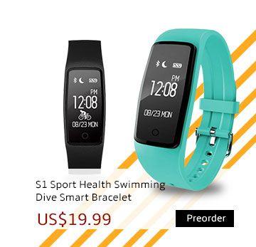S1 Sport Health Swimming Dive Smart Bracelet