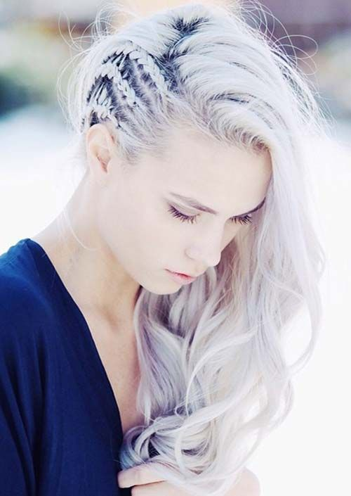 100 Trendy Long Hairstyles for Women: Crownrows                                                                                                                                                                                 More