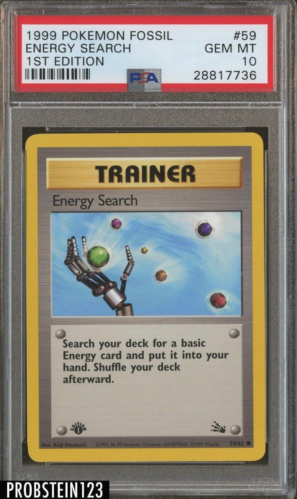 psa 10 pokemon cards worth