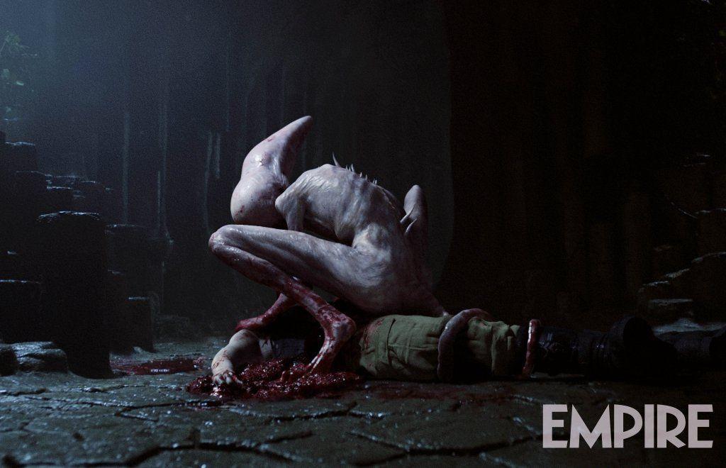 Alien: Covenant, lo xenomorfo in una nuova foto promozionale