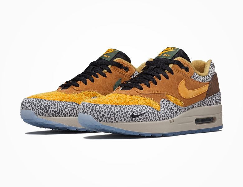 nike air max 1 safari 2016 mac