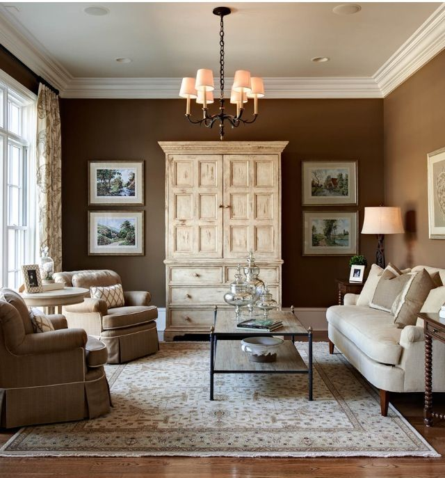 Warm And Inviting Living Room No Place Like Home Pinterest