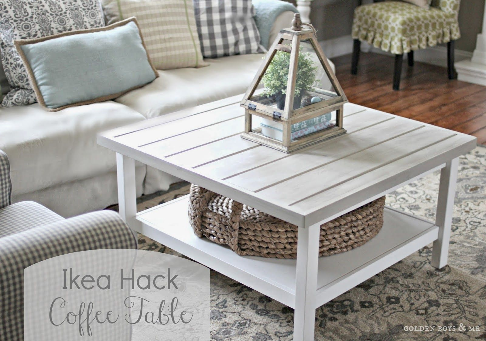 Golden Boye Favorite Projects Ikea Hemnes Coffee Table Diy