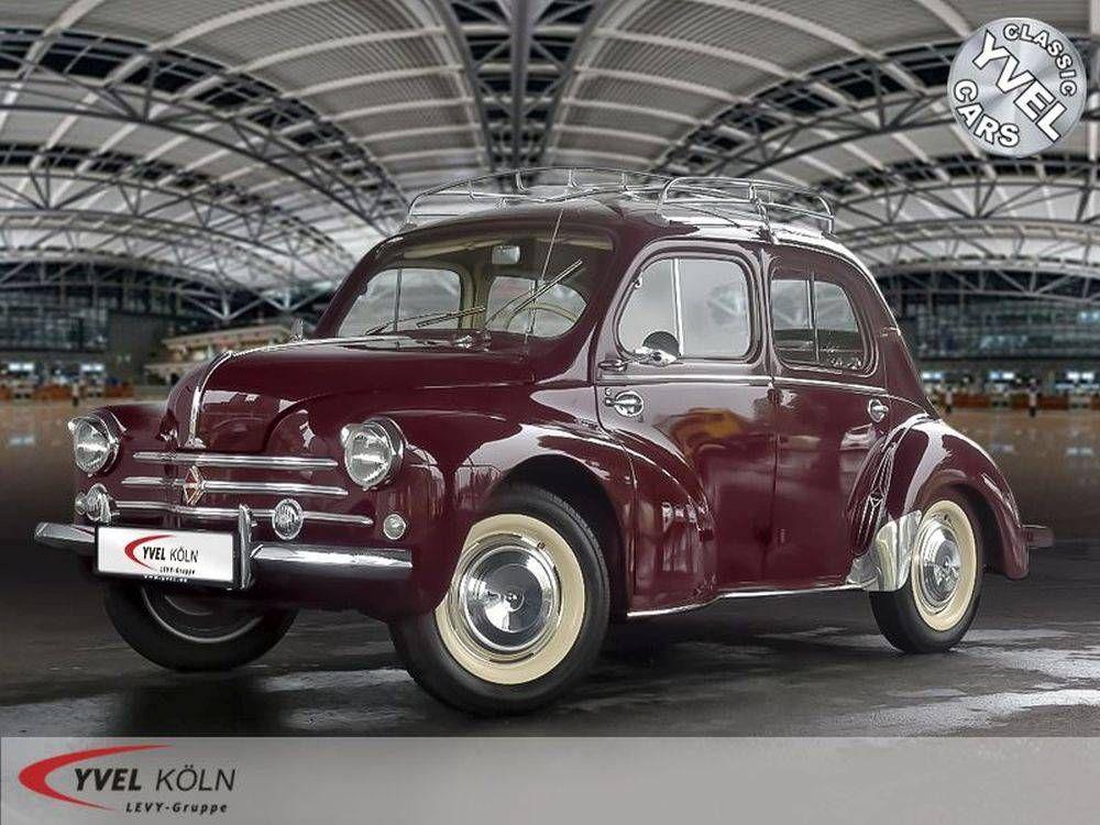 Renault - 4CV 1959 | Automobiles | Pinterest | Cars, Classic trader ...