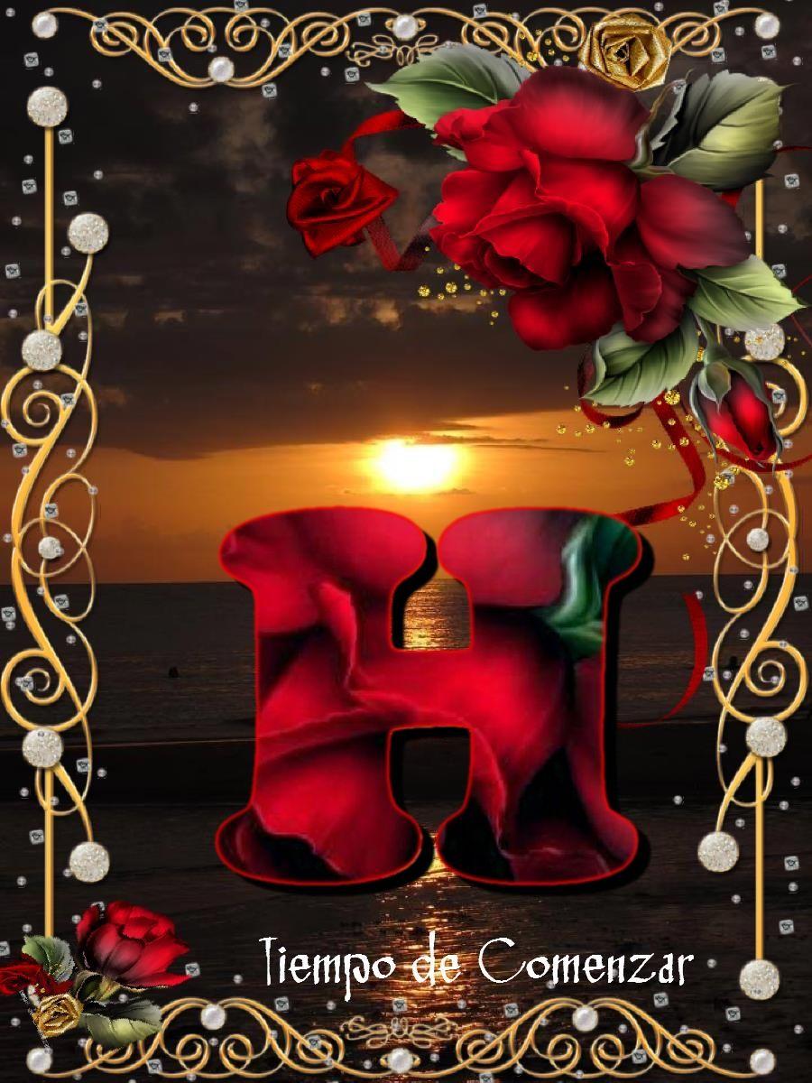 Fotomontajes marcos, rosas y letras.. hecho por Yanina Avalos ...