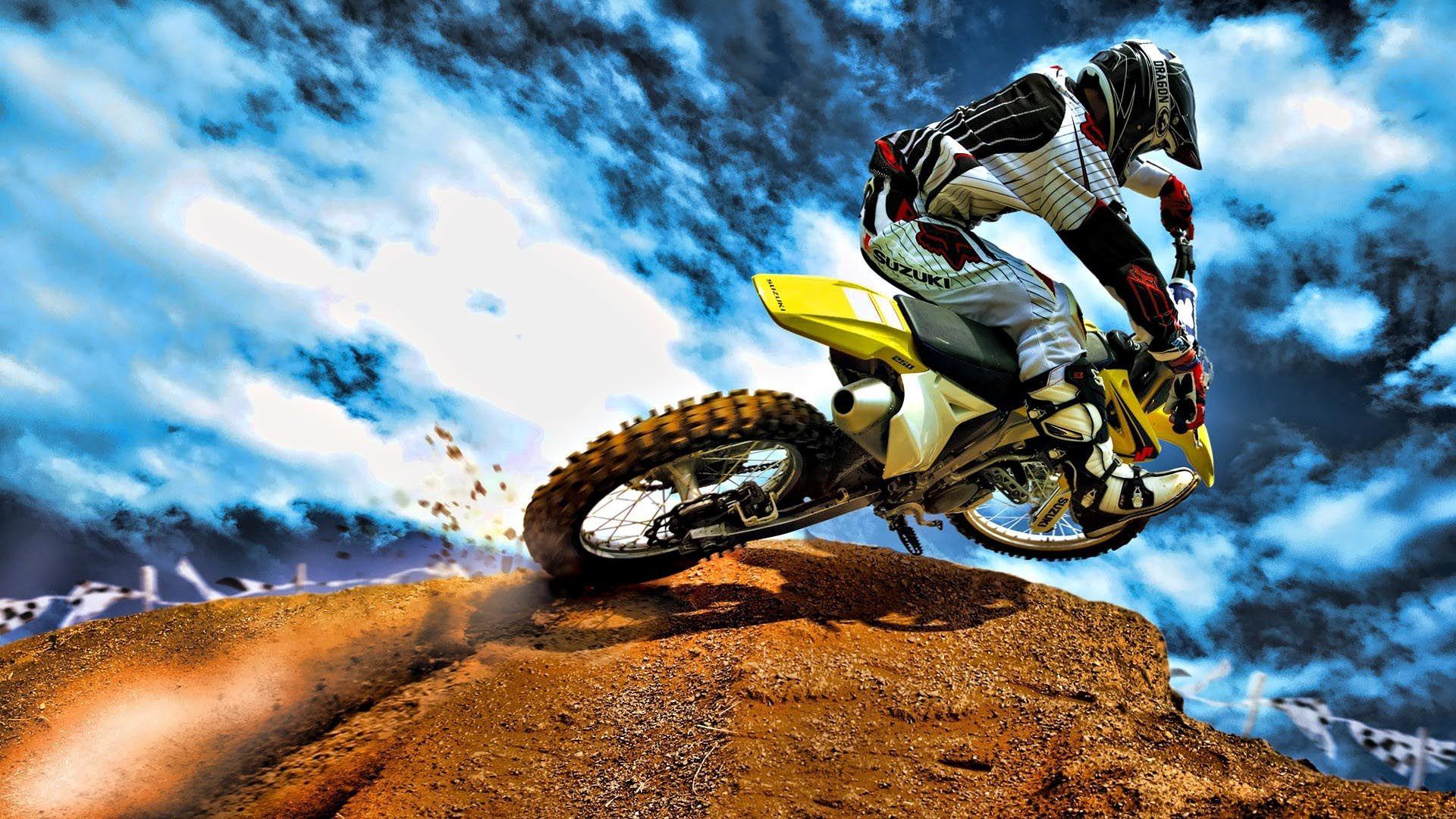 The Sky Motocross Motocross Bikes Ktm Motocross Get ktm bike wallpaper for laptop