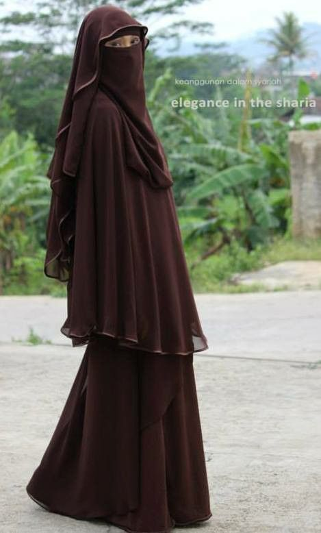 Hijab Dan Cadar Beautiful Hijab Hijab Fashion Hijab Fashion Inspiration