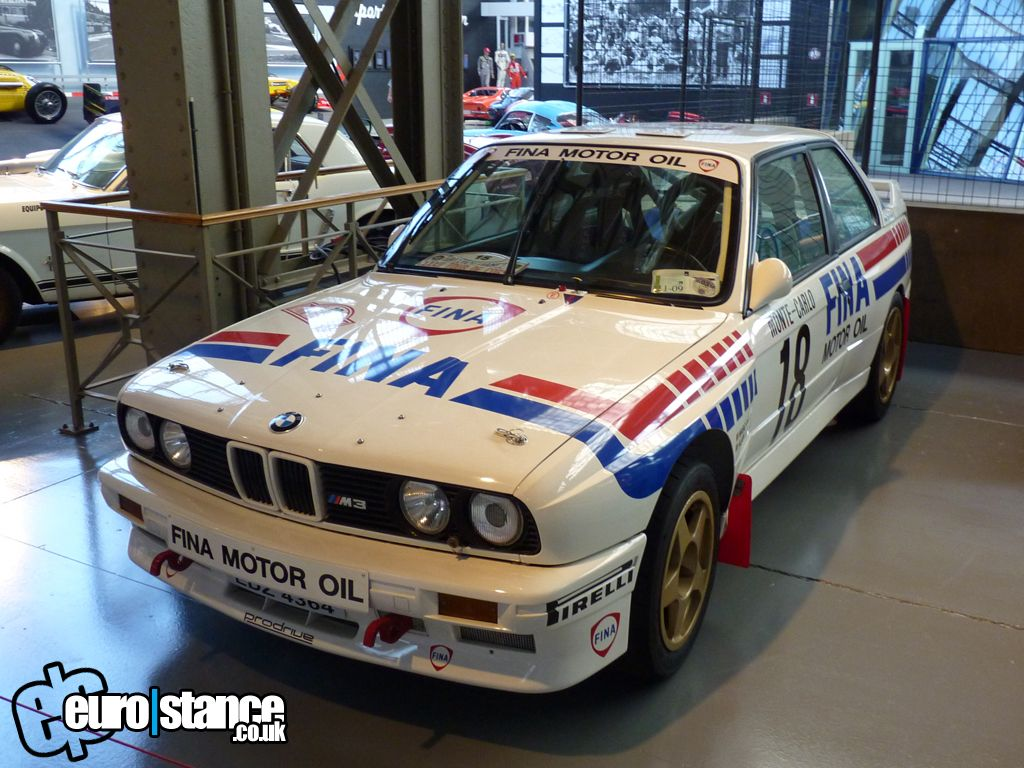1988 BMW M3 E30 Prodrive Rally Car  BMW Rally Cars  Pinterest