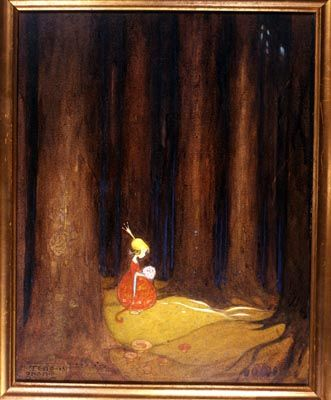 Gustaf Tenggren's World