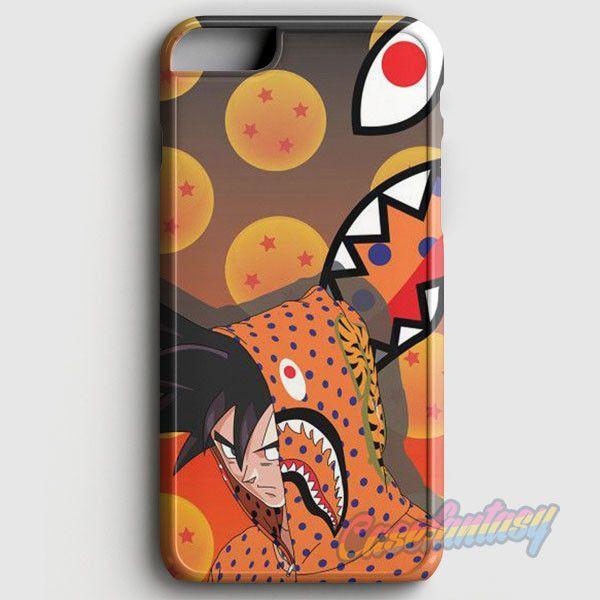 sports shoes 98b75 2dad7 Goku Bape iPhone 6 Plus/6S Plus Case   casefantasy   Phone Stuff ...