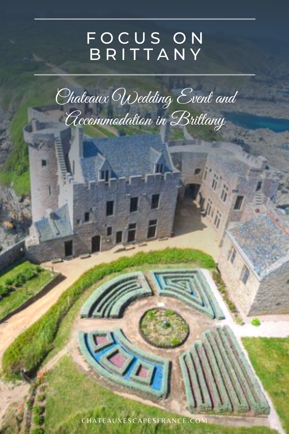 Brittany Conjures Up Images In Your Mind Of Wild Coastline Similar To Parts Of Cornwall And If This Is The Landscape Regions Of France Brittany Ferries Chateau