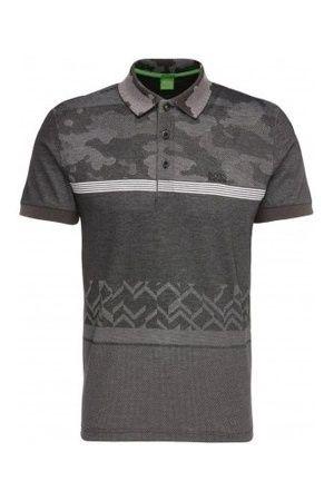Hombre Polos - HUGO BOSS Camiseta Polo paddy 4 camouflage para hombre eb3437c46a2