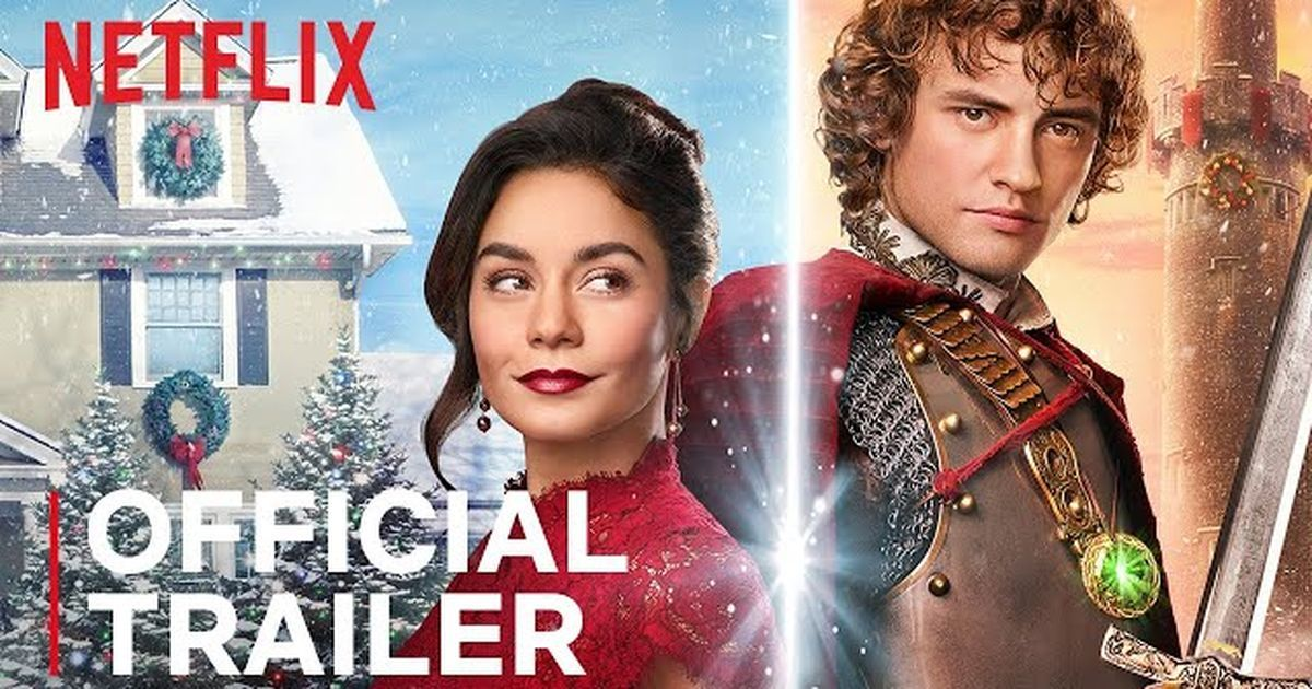 Trailer For Your Netflix Holiday Obsession The Knight Before