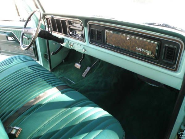 1977 Ford Pickup Interior   old Fords   Ford, Ford trucks ...