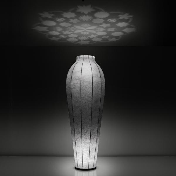 Chrysalis Floor Lamp by Flos
