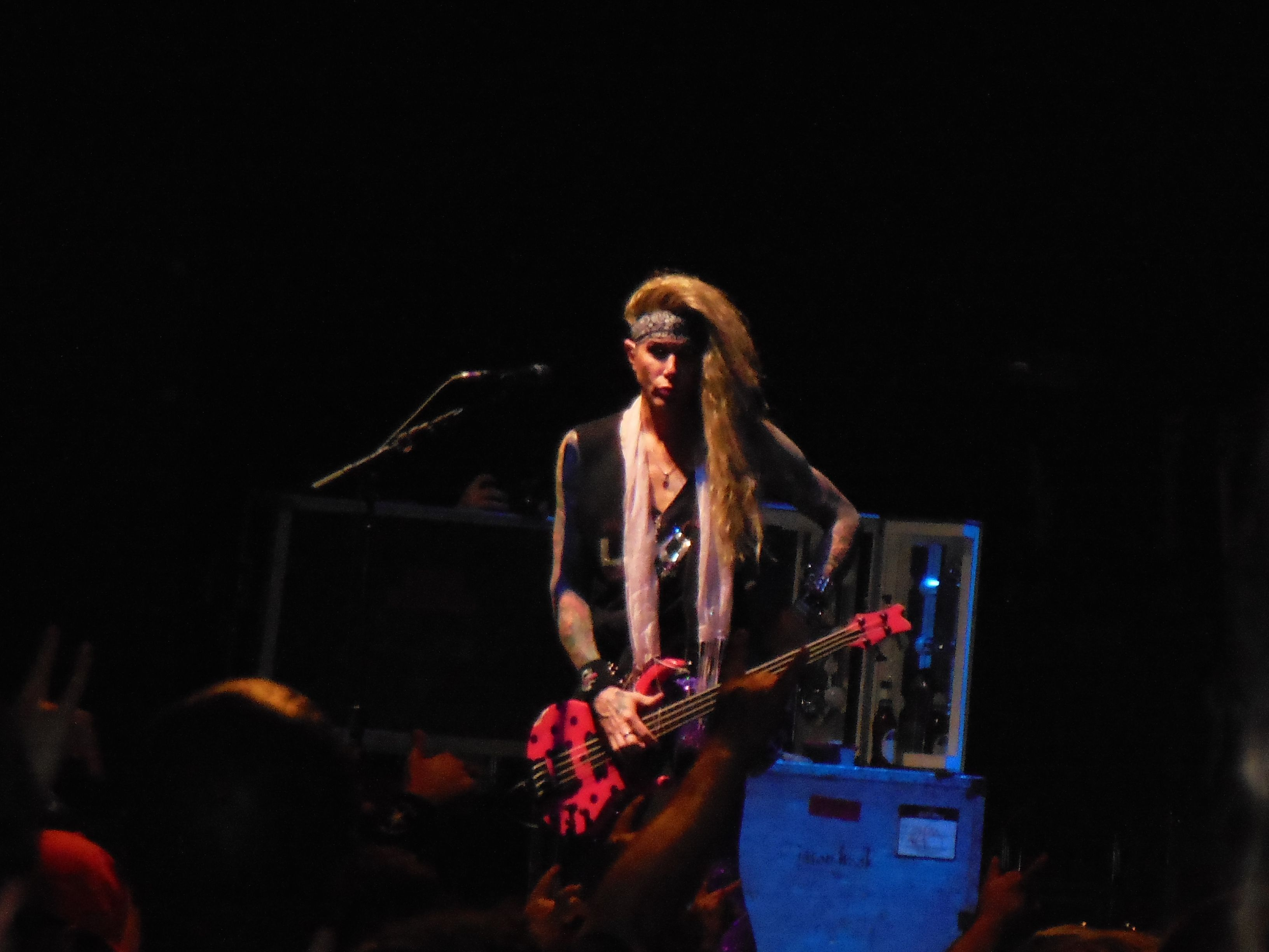 Steel Panther, Dallas, 6/14.