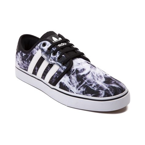 Shop for Mens adidas Seeley Athletic Shoe in Black White at Journeys ... cbf9b93c6e241