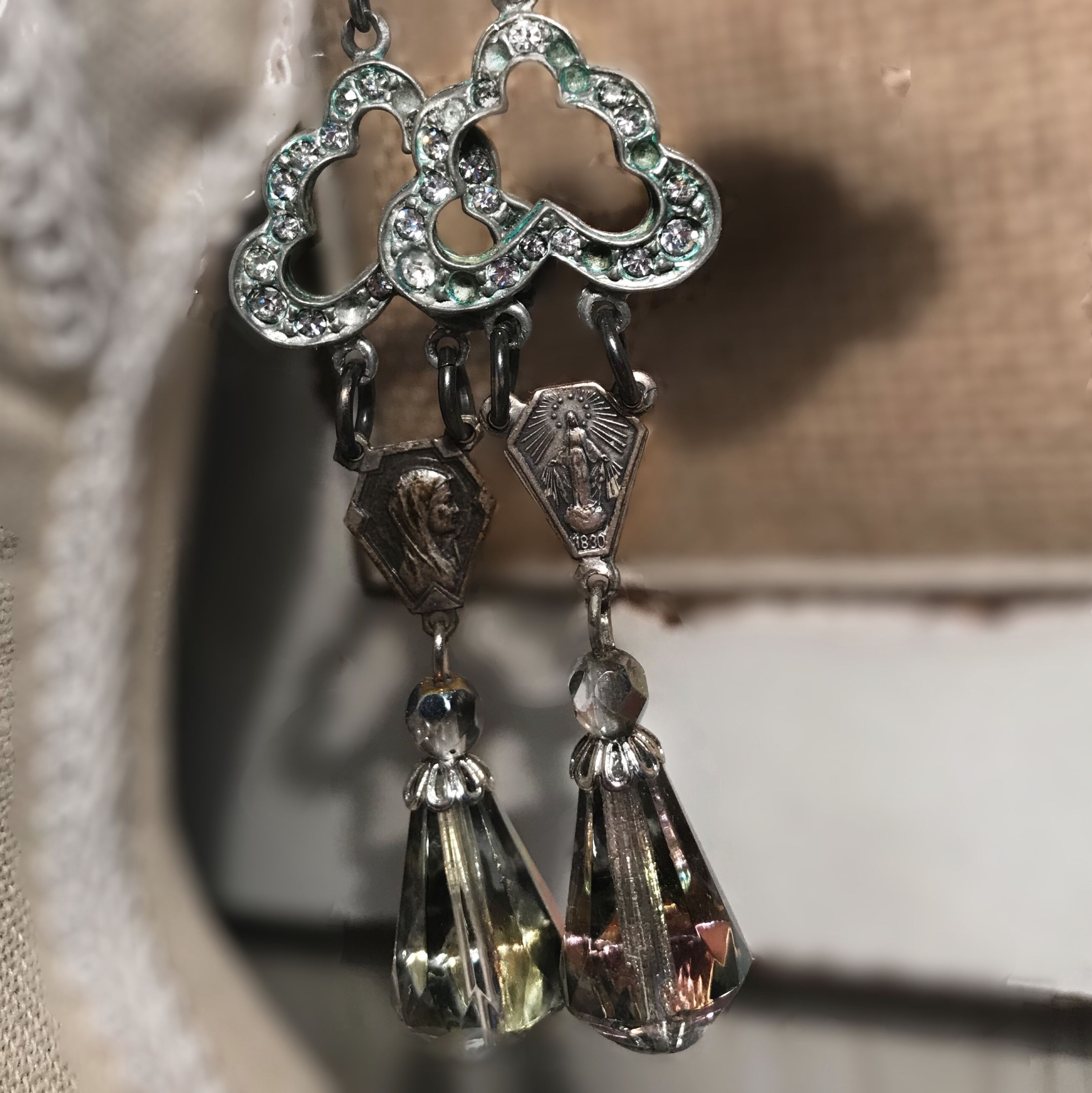 Tear of Assemblage drop necklaces for ladies forecast to wear for winter in 2019