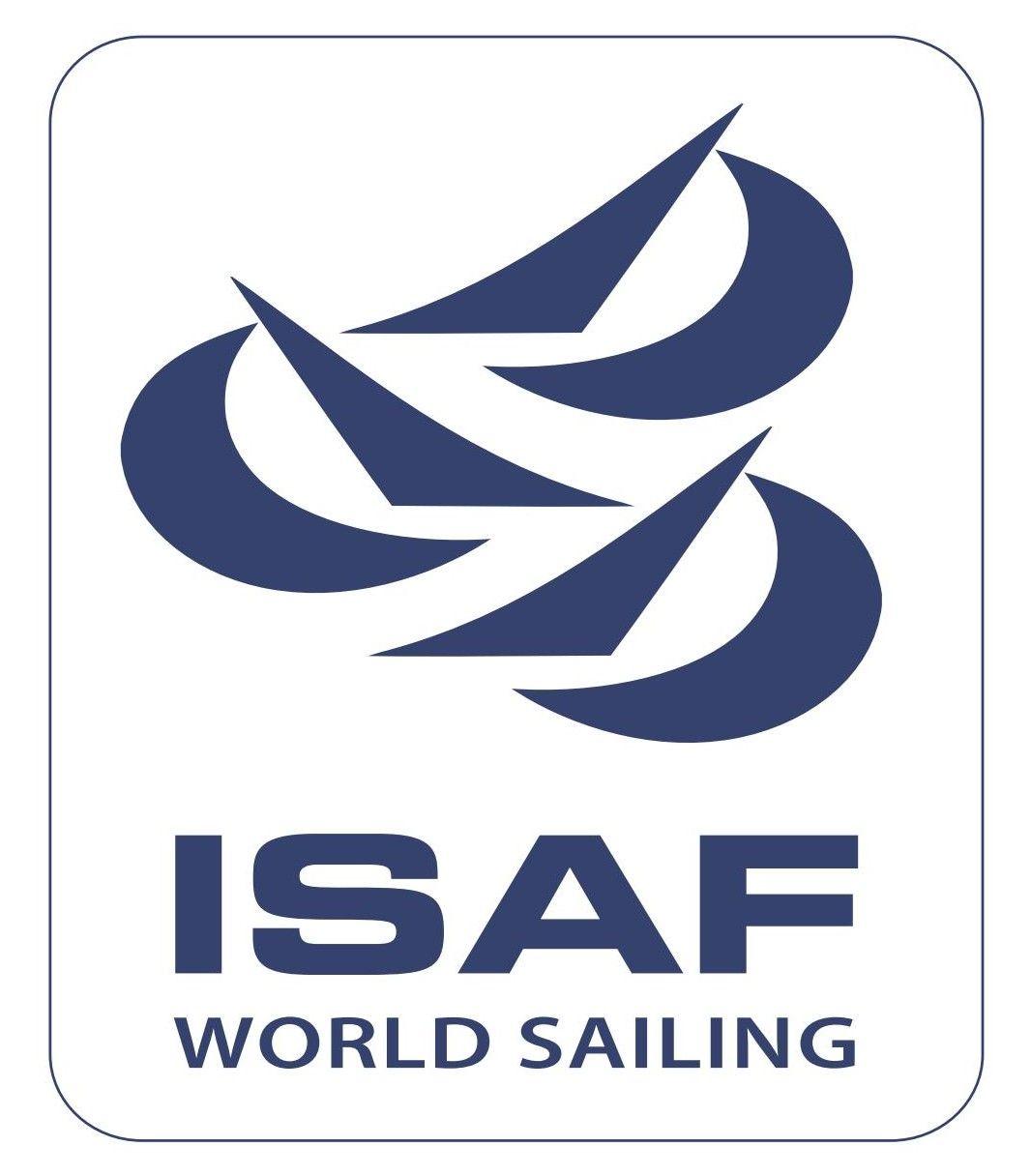 International Sailing Federation (ISAF) Logo [EPS File