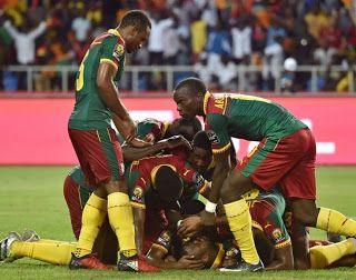 Blog Esportivo do Suíço:  Camarões vira sobre o Egito e fatura a Copa Africana pela quinta vez