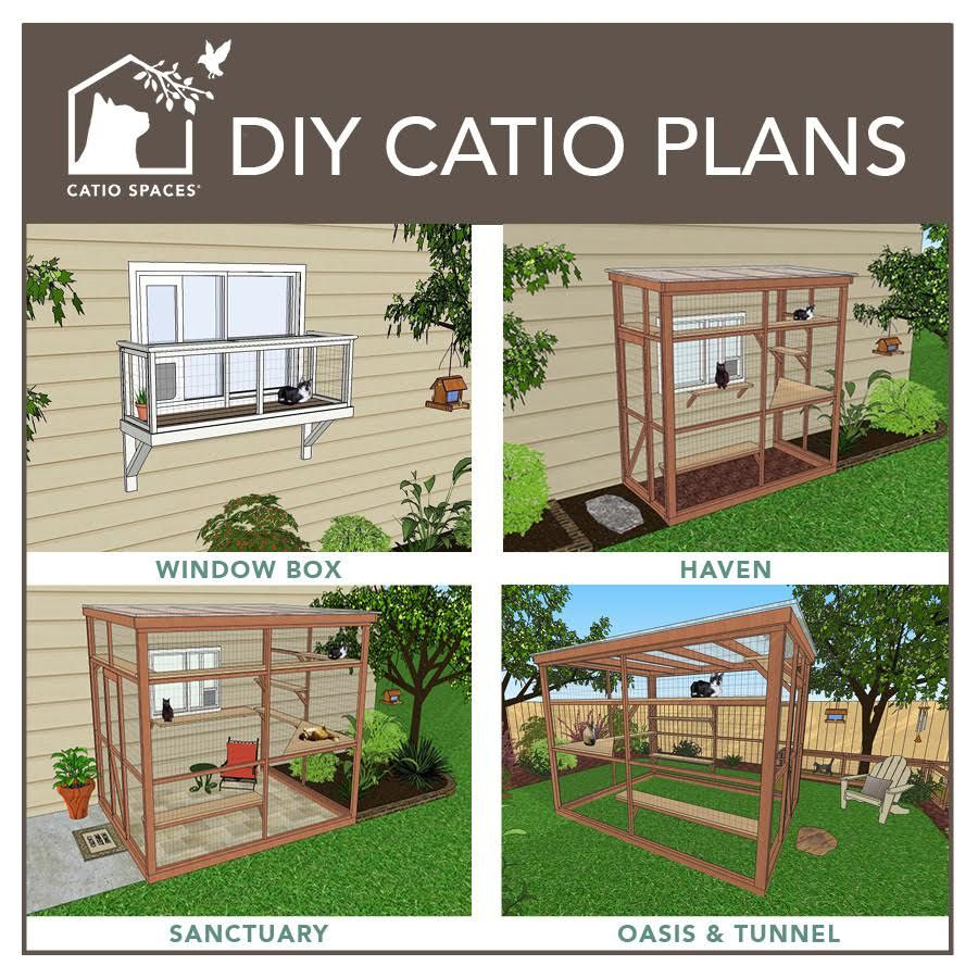 Build your own catio with these easy to follow DIY catio plans. You on build your own cat house, easy to build toys, fast cat house, easy to build bench, easy to build barn, easy to build chest, easy to build computer desk, realistic cat house, easy to build chair, easy to build bird cages, easy to build garden, clean cat house, colorful cat house, easy to build bee hive, easy to build furniture, easy to build coffee table, easy to build dog kennels, easy to build cabin, easy to build boat, easy to build shed,