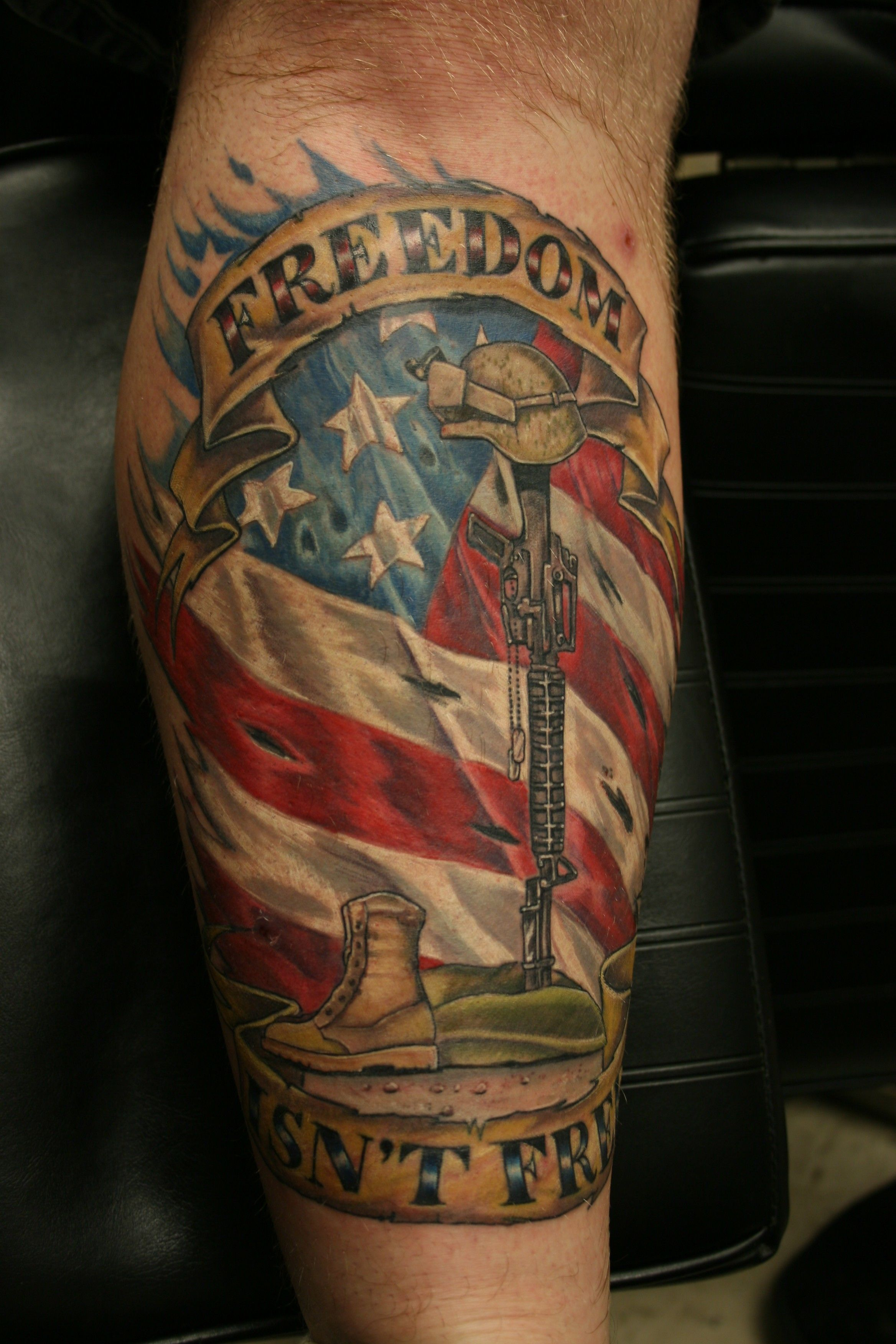 Freedom Isn T Free Tattoo Tattoos Tattoos Freedom Tattoos