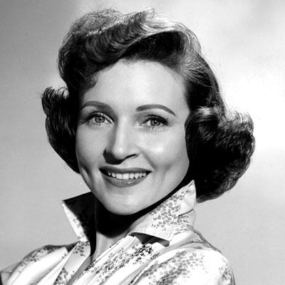 Young Betty White!