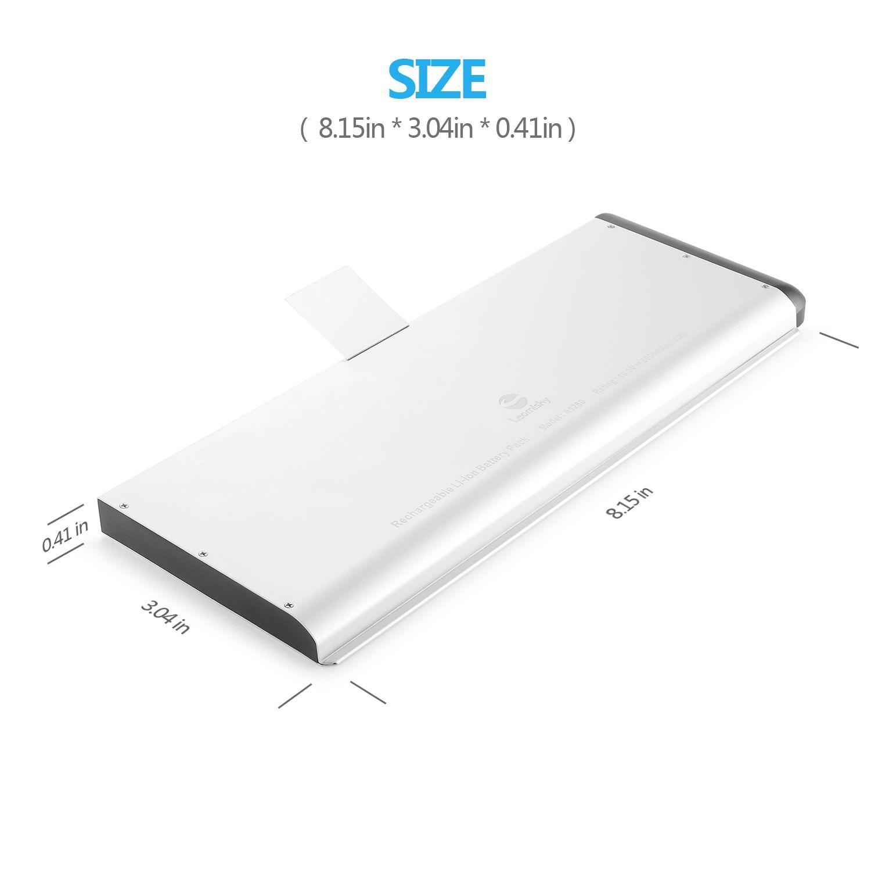 Replacement For Apple Macbook Battery Baterai Original Pro A1322 A1278 13 Inchi New Laptop Serie Li Polymer